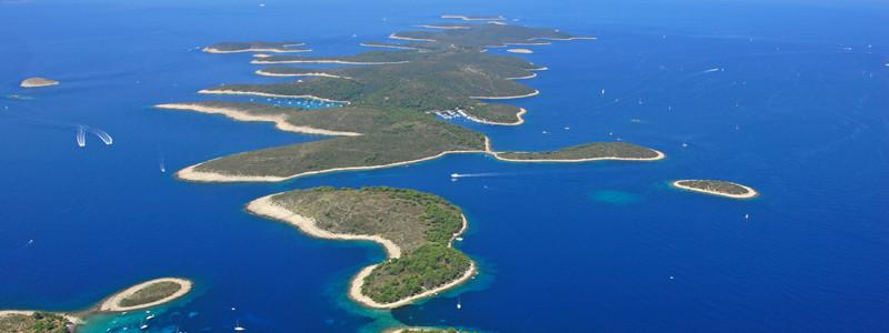isole pakleni Hvar